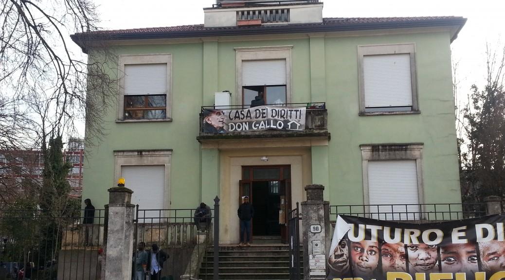 Padova Casa Don Gallo