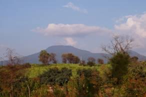 Photograph of landscape